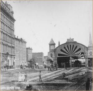 Union Station Atlanta Georgia