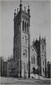 Church of the Immaculate Conception - Atlanta Georgia