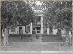 Jonesboro Johnson Blalock House