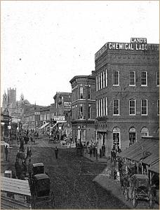 Peachtree Street Atlanta Georgia