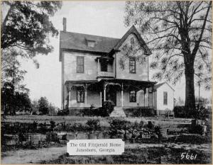 Jonesboro Rural Home Fitzgerald Plantation