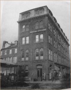 Philadelphia Pennsylvania College of Dental Surgery