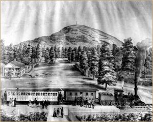 The Stone Mountain Georgia