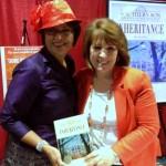 Debra Granich Signing - Red Hat Society Victoria Wilcox