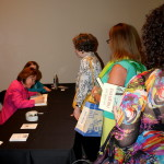 Margaret Mitchell House Signing