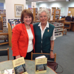 Pensacola Florida Southwest Branch Library with Mary Jo