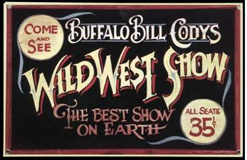 Buffalo Bill Cody's Wild West Show
