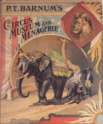 PT Barnum's Circus Museum and Menagerie