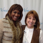 NBC News Anchor Karen Greer and Victoria Wilcox