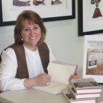 Victoria Wilcox Signing at the Senioa Library