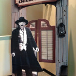 Doc Holliday at the Saloon