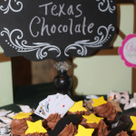 Gone West Book Launch Texas Chocolate Cupcakes