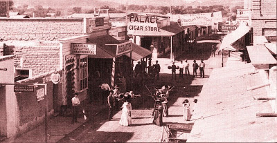 Congress Street, Tucson, Arizona Territory