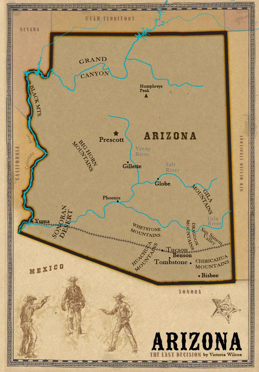 Map Of Arizona - Arizona map