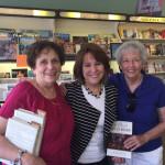 Carol, Victoria Wilcox and Norma