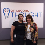 Georgia Public Broadcasting On Second Thought radio show host Celeste Headlee and Victoria Wilcox
