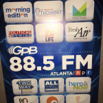 Georgia Public Broadcasting radio show line up