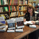 Victoria Wilcox at Dogwood Books