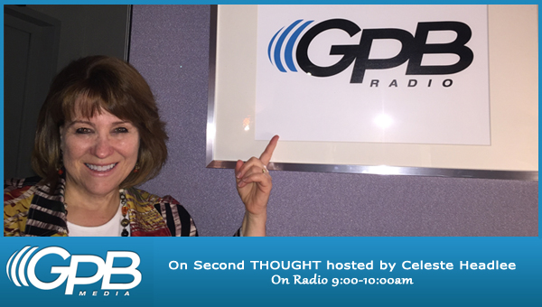 Victoria Wilcox on Georgia Public Broadcasting show On Second Thought with host Celeste Headlee