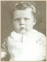 John Henry Holliday Baby Picture