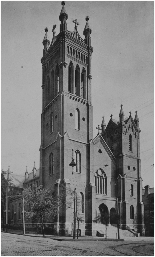 Atlanta Church of the Immaculate Conception