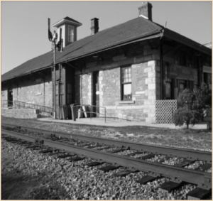 Jonesboro Train Depot