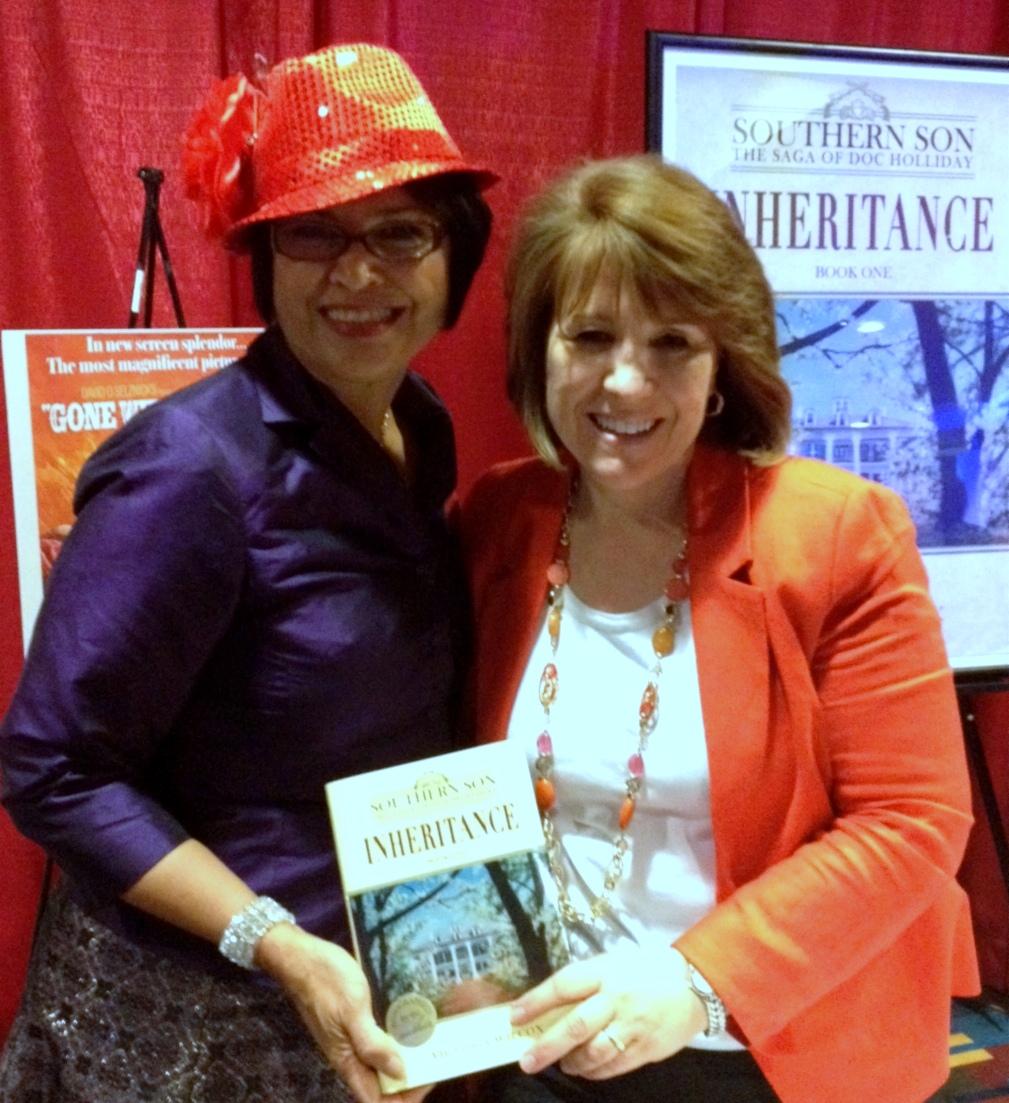 Debra Granich Signing – Red Hat Society Victoria Wilcox