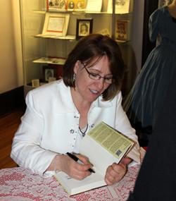 Victoria Wilcox Inheritance Book Signing