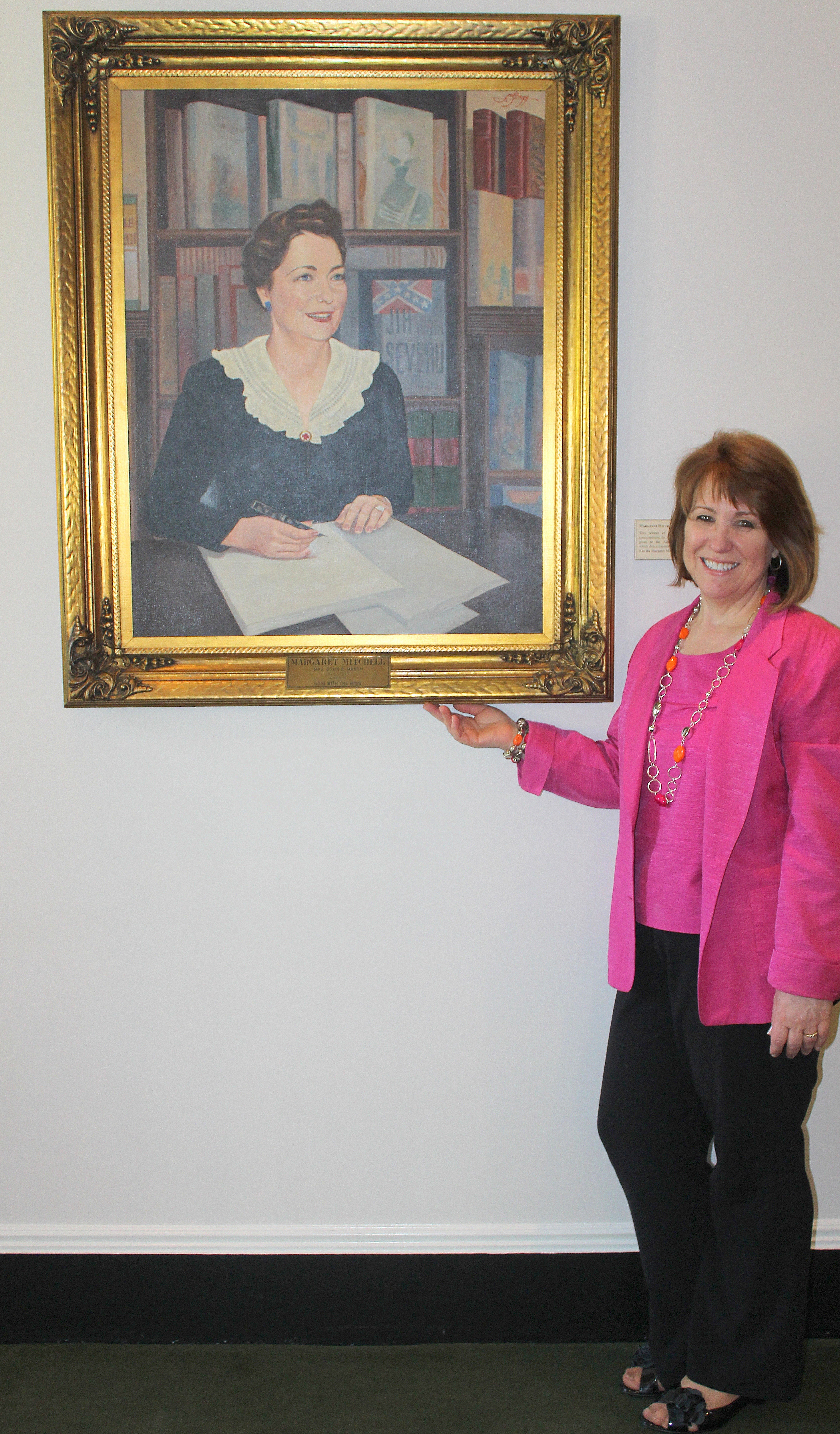 Me and Margaret Mitchell