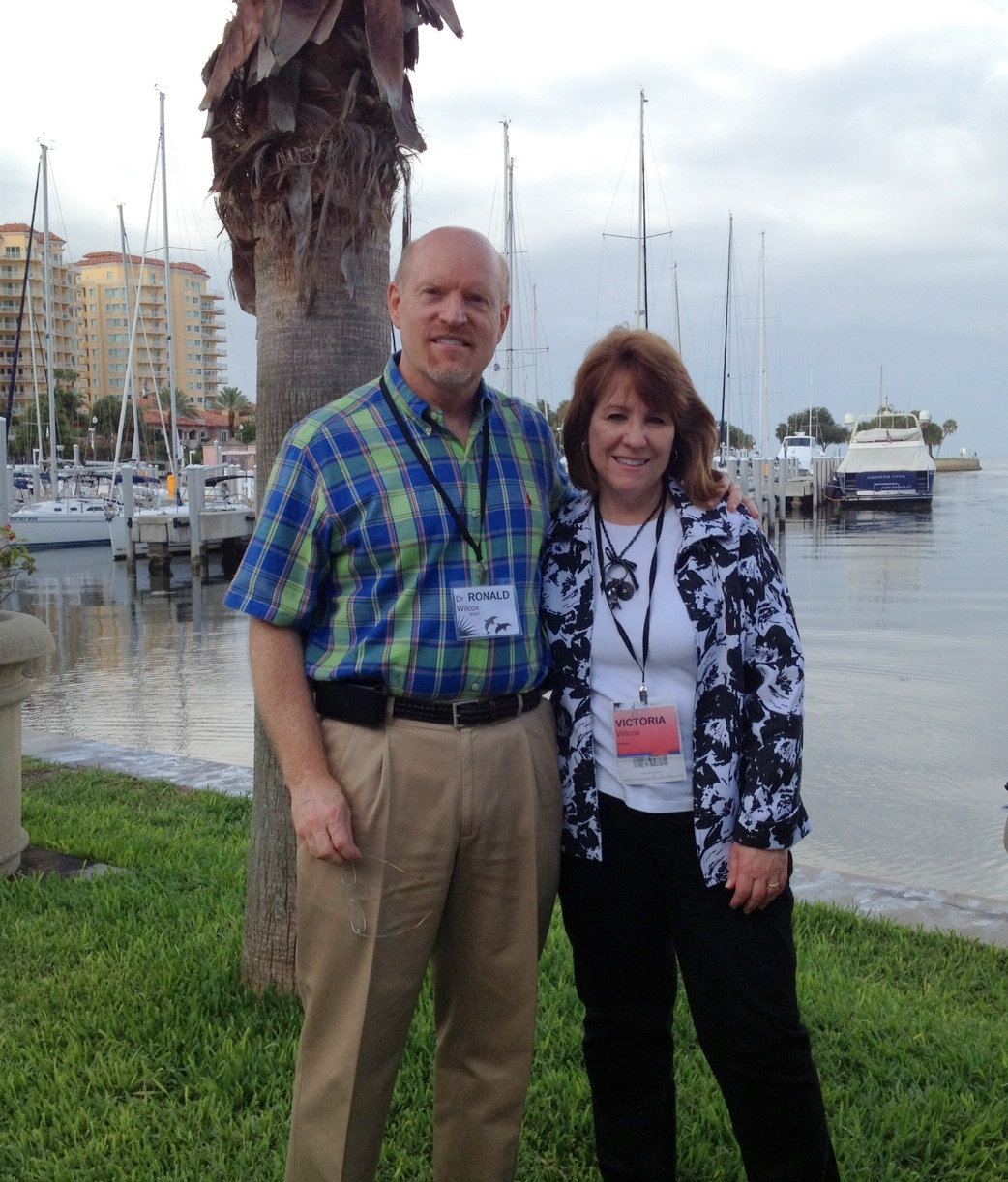 Ron & Vickie St. Pete