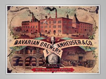 Bavarian Brewery Anheuser