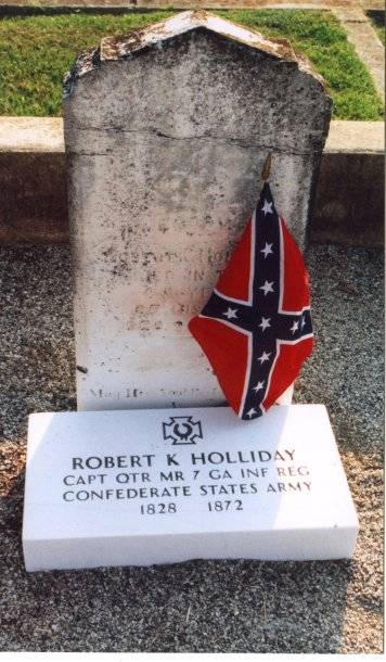 robert-k-holliday-tombstone