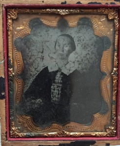 Mary Anne Fitzgerald Ambrotype Frame