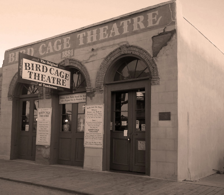 The Bird Cage Theater, Tombstone