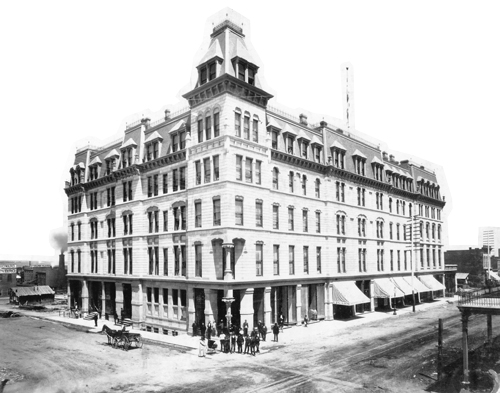Windsor Hotel, Denver, Colorado