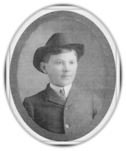 "John Henry ""Doc"" Holliday as a young boy during the War"