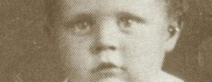 John Henry Holliday Age 1