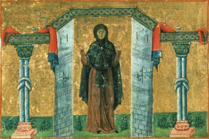 Saint Melania