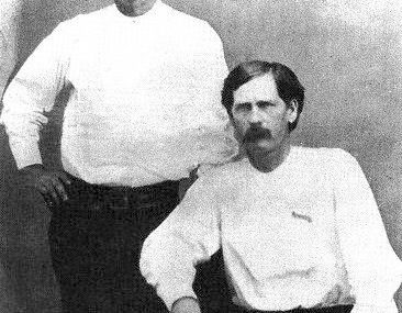 Wyatt Earp & Bat Masterson, Dodge City