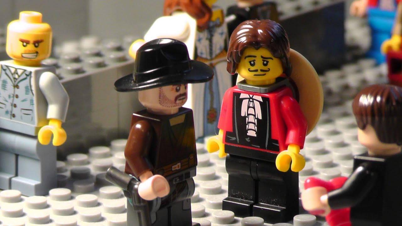 Holliday Ringo Cup Lego