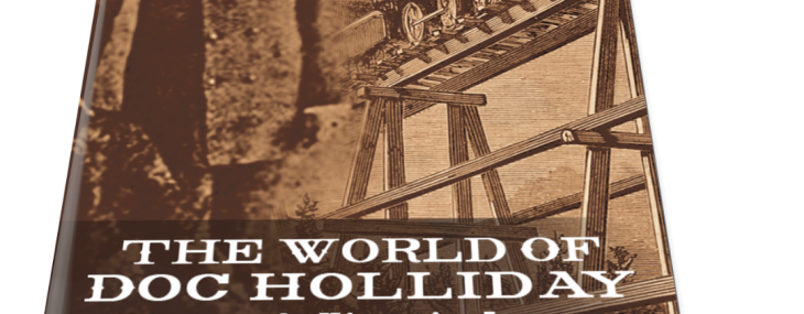 World of Doc Holliday Cover 3D