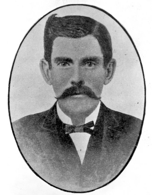 Kansas Historical Society Doc Holliday