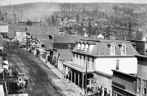 Leadville, Colorado circa 1882