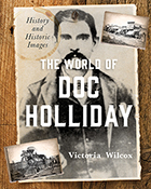 The World of Doc Holliday:  Book Cover